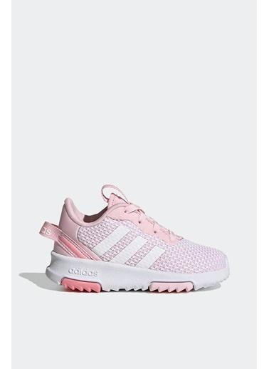 adidas Adidas Kız Bebek Koşu - Yürüyüş Ayakkabı Racer Tr 2.0 I Fz0069 Pembe